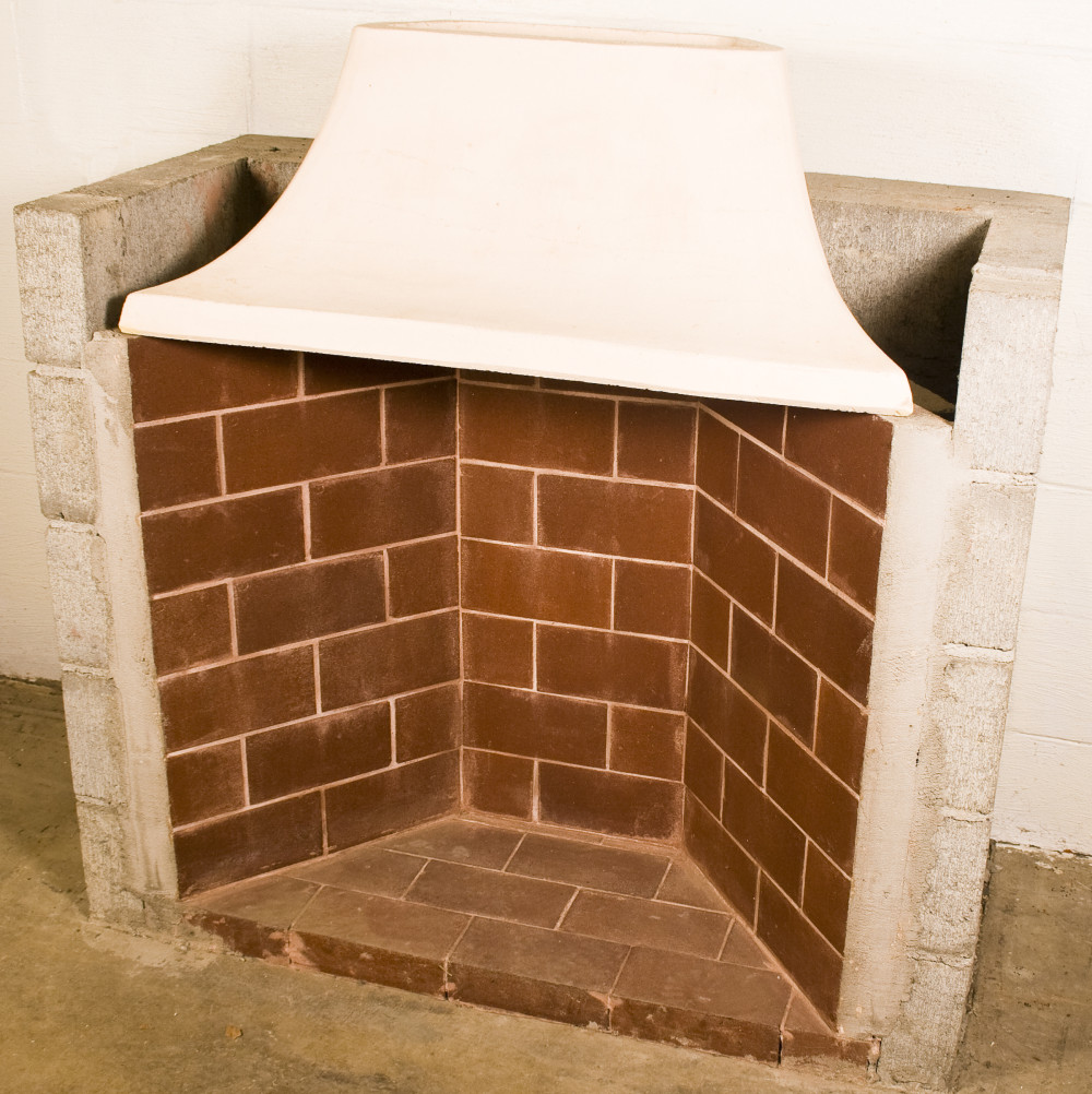 The Rumford Fireplace System Great Heat From An Open