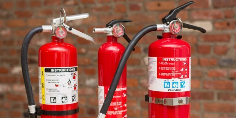 The importance of proper fire extinguisher use